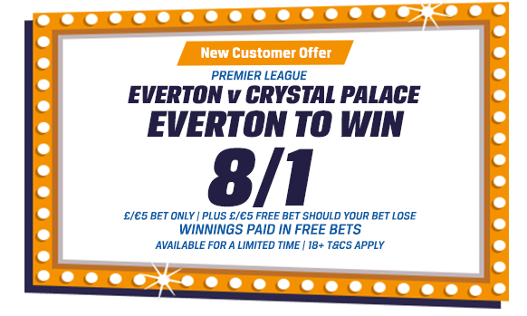 Everton vs Crystal Palace Tips