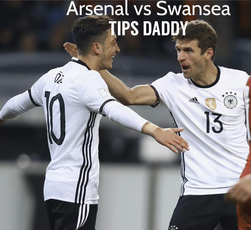 arsenal vs swansea betting previews