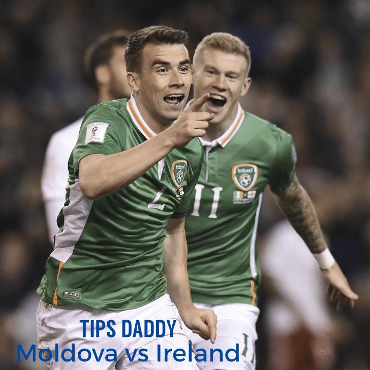 Moldova vs Ireland Tips