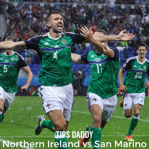 Northern Ireland vs San Marino Betting Tips