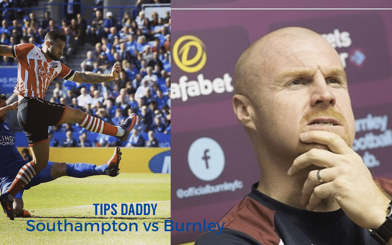 Southampton vs Burnley Football Tips