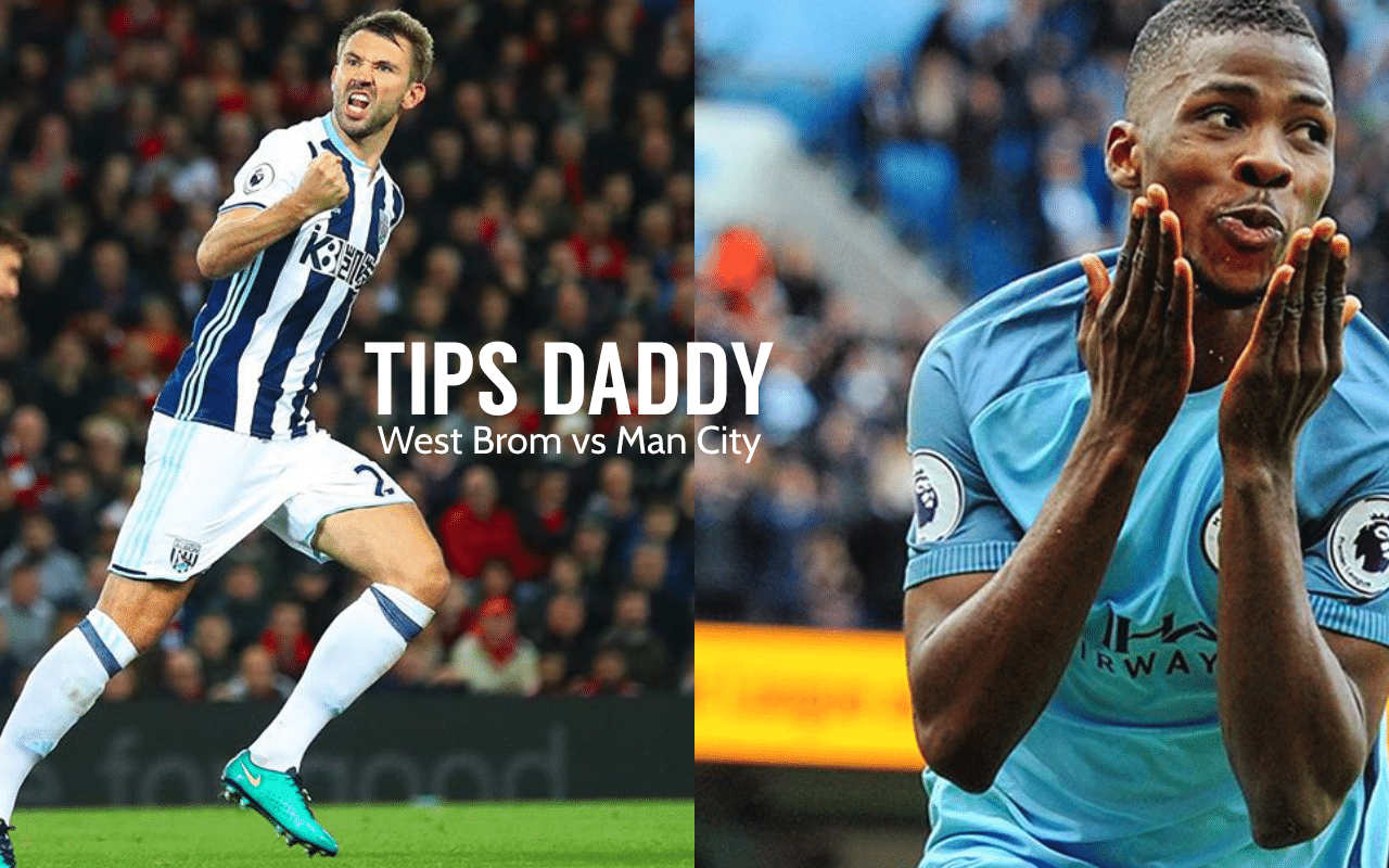 West Brom vs Man City Predictions