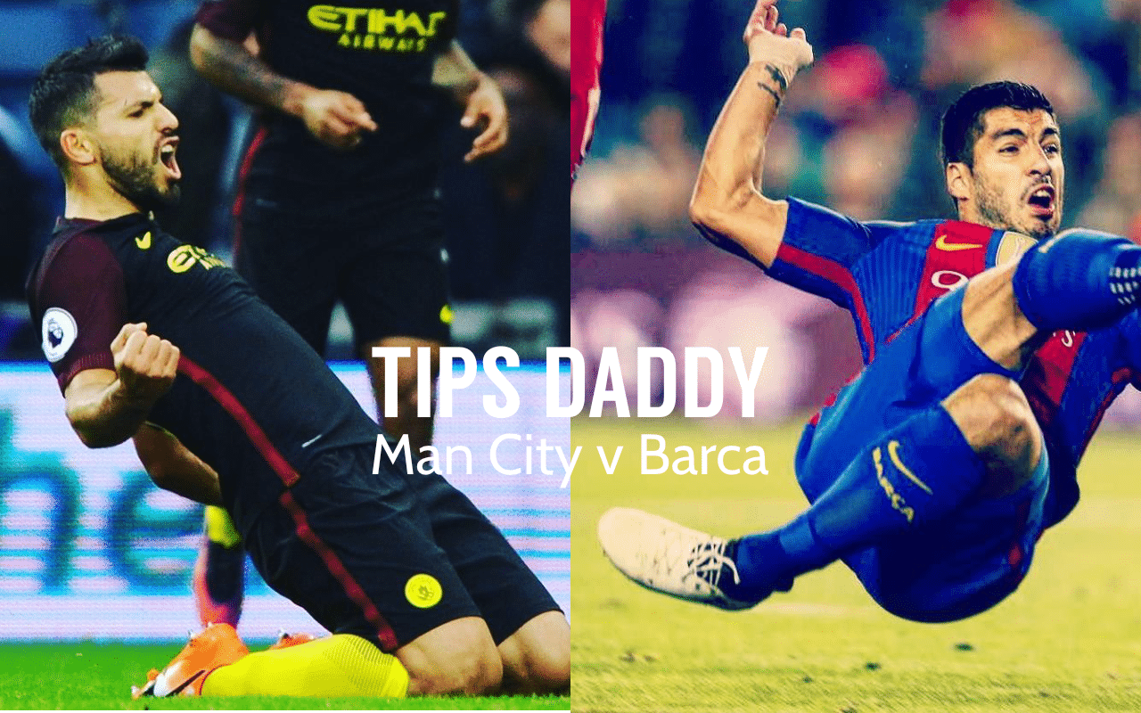 Manchester City vs Barcelona Betting Tips