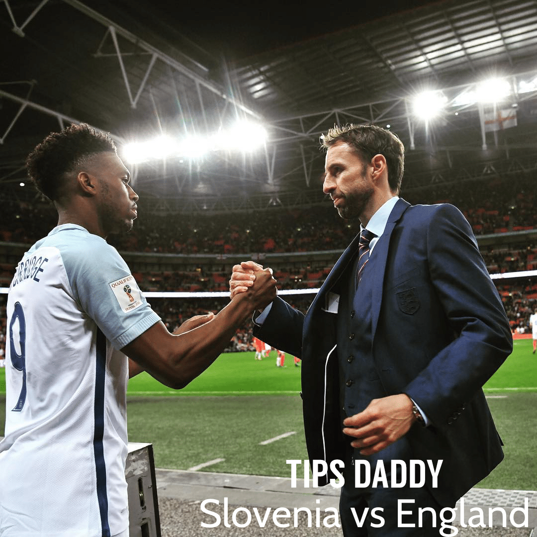 Slovenia vs England Tips