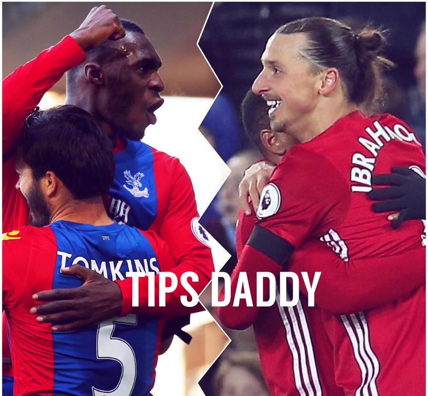 Crystal Palace vs Manchester United Tips