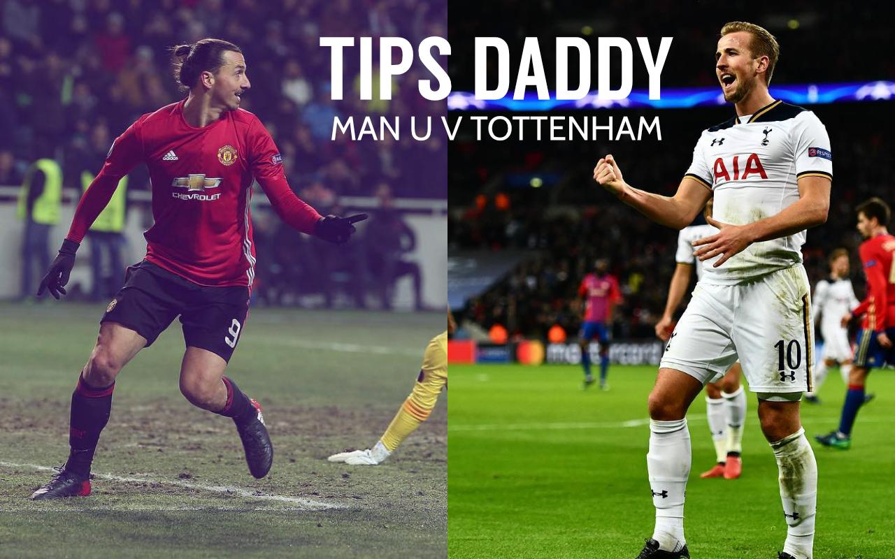 Manchester United vs Tottenham Betting TIps