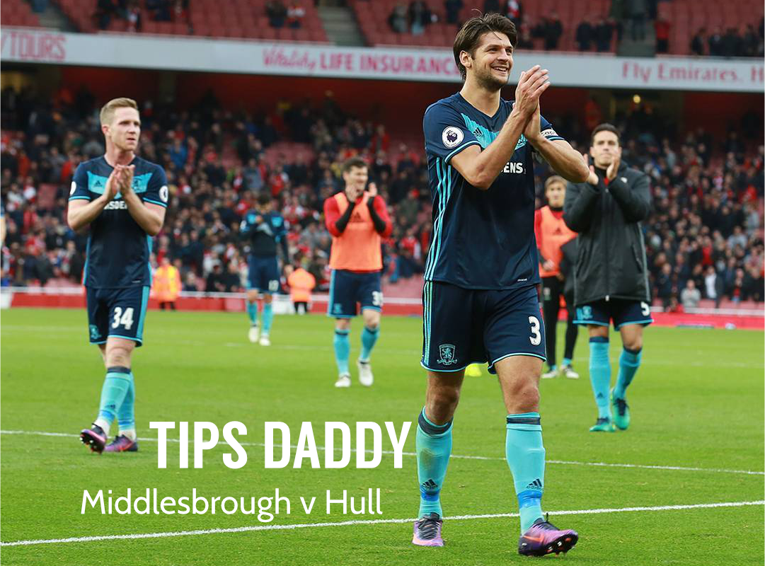 Middlesbrough vs Hull Tips